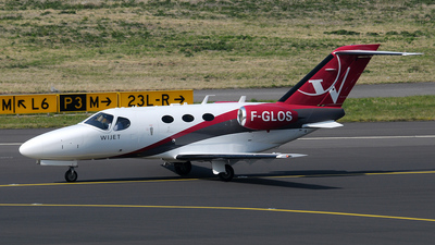 F-GLOS - Cessna 510 Citation Mustang - Wijet
