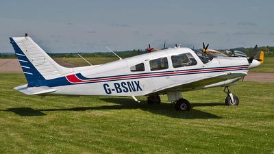 G-BSNX - Piper PA-28-181 Archer II - Private