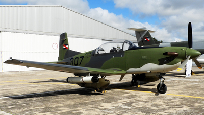 FAU307 - Pilatus PC-7 - Uruguay - Air Force