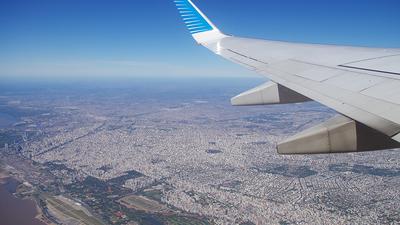 LV-CXS - Boeing 737-81D - Aerolíneas Argentinas