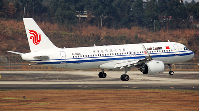 B-30DE - Airbus A320-271N - Air China