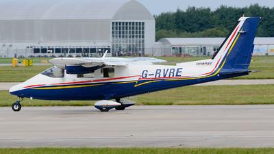 G-RVRE - Partenavia P.68B Victor - Ravenair