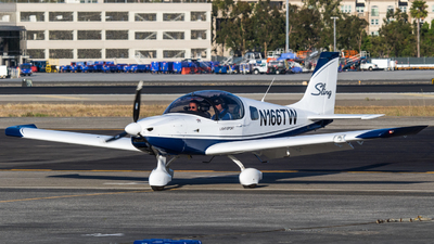 A picture of N166TW - Airplane Factory Sling - [161] - © Alex Crail