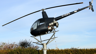D-HUPS - Robinson R22 Beta II - Heli Transair