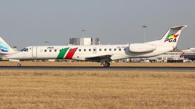 CS-TPL - Embraer ERJ-145EP - PGA Portugália Airlines