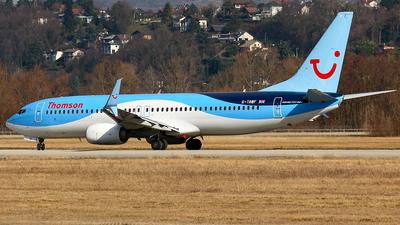 G-TAWF - Boeing 737-8K5 - Thomson Airways