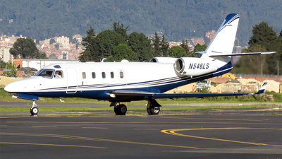 N546LS - Gulfstream G100 - Private