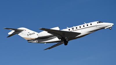 D-BEAR - Cessna 750 Citation X - Air X Charter