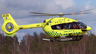 A picture of SEJSS - Airbus Helicopters H145 - Babcock Scandinavian AirAmbulance - © Samuli Viikari
