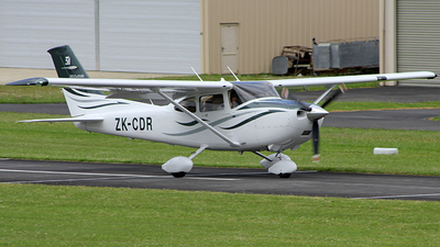 ZK-CDR - Cessna 182T Skylane - Private