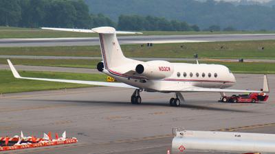 N93CW - Gulfstream G550 - Private