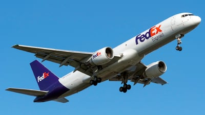 A picture of N781FD - Boeing 757222(SF) - FedEx - © Kerrigan_Aviation_NJ