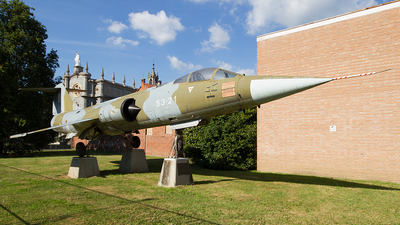 MM6840 - Lockheed F-104S ASA-M Starfighter - Italy - Air Force