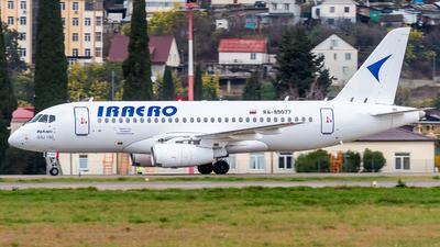 RA-89077 - Sukhoi Superjet 100-95LR - IrAero