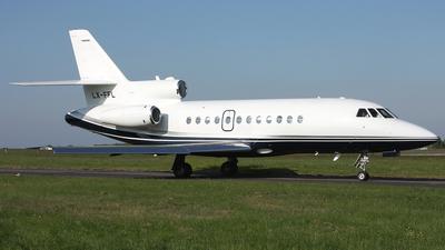 LX-FFL - Dassault Falcon 900 - Private