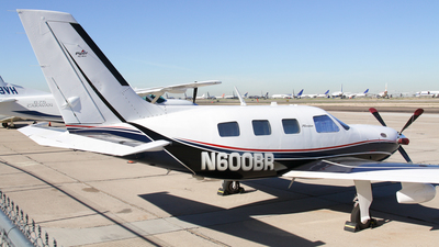 N600BR - Piper PA-46-500TP Malibu Meridian - Private