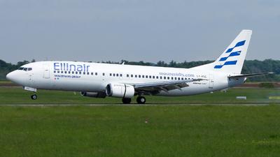 LY-PGC - Boeing 737-4S3 - Ellinair