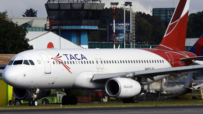 N681TA - Airbus A320-233 - TACA International Airlines