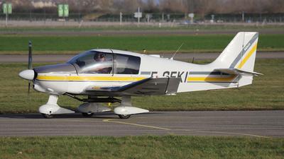 F-GEKI - Robin DR400/120 Dauphin 2+2 - Private