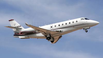 N728QS - Gulfstream G200 - NetJets Aviation