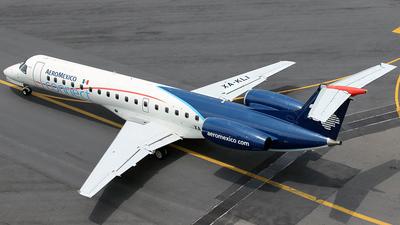 XA-KLI - Embraer ERJ-145LR - Aeroméxico Connect