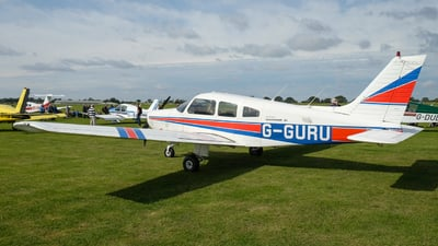 G-GURU - Piper PA-28-161 Warrior II - Private