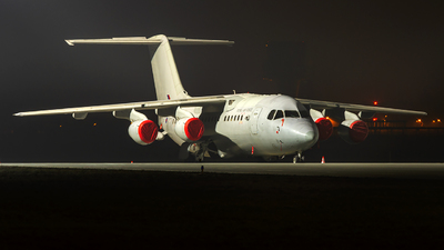 ZE707 - British Aerospace BAe 146 C.3 - United Kingdom - Royal Air Force (RAF)