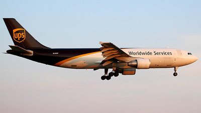 A picture of N149UP - Airbus A300F4622R - UPS - © Chrisjake