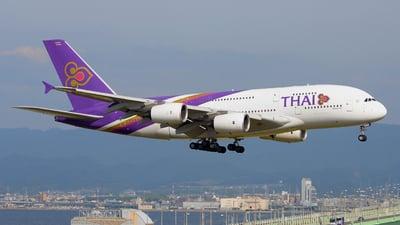 HS-TUE - Airbus A380-841 - Thai Airways International