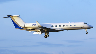 N1BX - Gulfstream G550 - Private