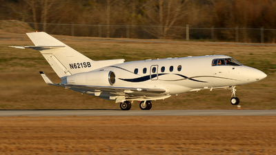 A picture of N621SB - Hawker 800XP - [258531] - © Carlos Barcelo