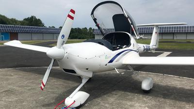 D-EZIC - Diamond DA-20-A1 Katana - Luftsportverein Grenzland