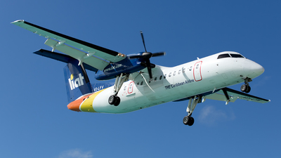 V2-LFV - Bombardier Dash 8-311 - Leeward Islands Air Transport (LIAT)