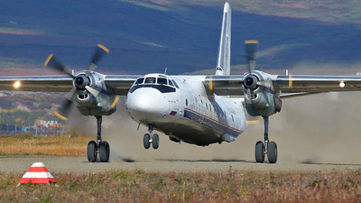RA-26209 - Antonov An-26B-100 - Petropavlovsk-Kamchatskoe Aviation Enterprise