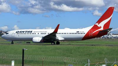 A picture of VHVXH - Boeing 737838 - Qantas - © Robbie Mathieson