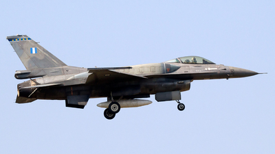 504 - Lockheed Martin F-16C Fighting Falcon - Greece - Air Force