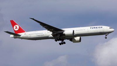 VT-JEE - Boeing 777-35RER - Turkish Airlines (Jet Airways)