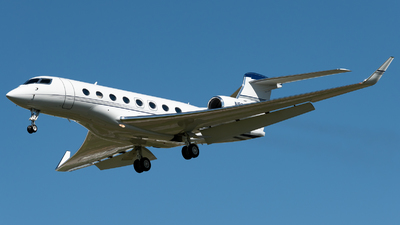 N828CC - Gulfstream G650ER - Private