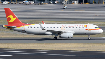 B-1851 - Airbus A320-232 - Tianjin Airlines