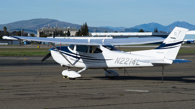 N2214L - Cessna 182T Skylane - Private
