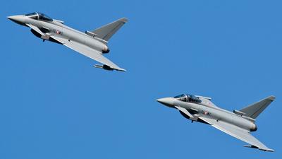 7L-WO - Eurofighter Typhoon EF2000 - Austria - Air Force