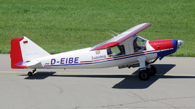 D-EIBE - Dornier Do-27A1 - Private