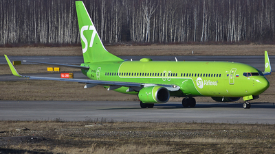 A picture of VPBLE - Boeing 7378Q8 - S7 Airlines - © Luba Ostrovskaya