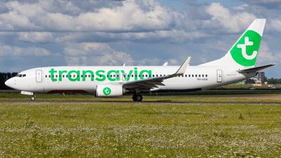 A picture of PHHXN - Boeing 7378K2 - Transavia - © Matteo Lamberts