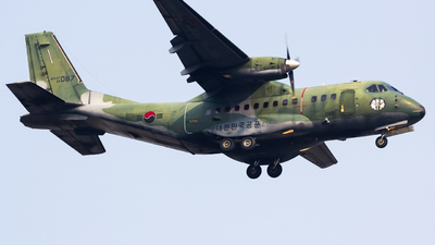 30-087 - CASA CN-235M-100 - South Korea - Air Force