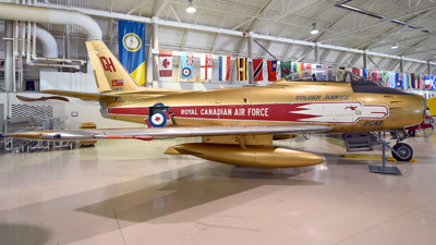 23651 - Canadair CL-13B-6 Sabre - Canada - Royal Air Force