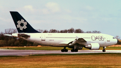 VR-BOU - Airbus A310-324 - Oasis International Airlines