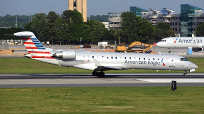 A picture of N544EA - Mitsubishi CRJ702ER - American Airlines - © DJ Reed - OPShots Photo Team