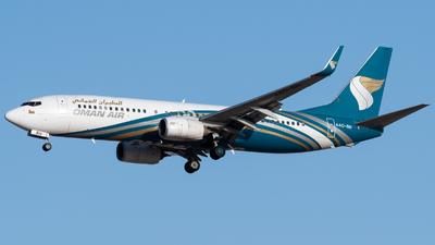 A4O-BH - Boeing 737-81M - Oman Air