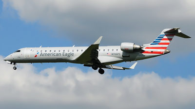 N706PS - Bombardier CRJ-701ER - American Eagle (PSA Airlines)